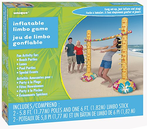 Inflatable-Limbo-Summer-Party-Game