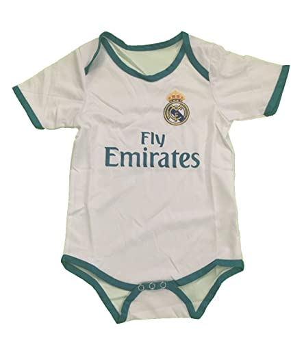 c45dac2e6 Amazon.com   Real Madrid Baby Suit Onesies 12 to 18 Months New   Everything  Else