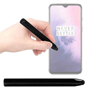 DURAGADGET Lápiz Stylus Negro para Smartphone OnePlus 7 Pro ...