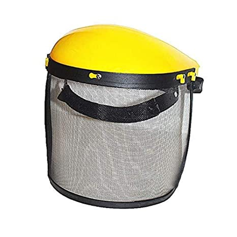Gorras de Protección Solar Sombrero superior amarillo anti-impacto ...