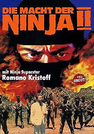 Die Macht der Ninja II - Uncut [Alemania] [DVD]: Amazon.es ...