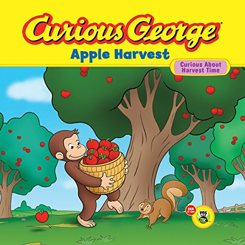Curious George Apple Harvest