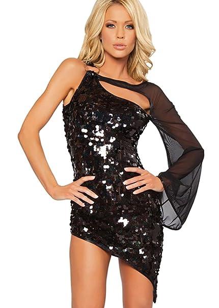YOUJIA Donna Vestiti da ballo Mini Abito cf2b5ef5b32