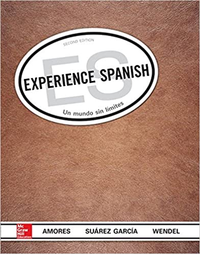 mcgraw hill connect experience spanish answers