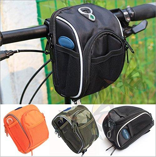 FAN4ZAME Mountainbike Hecktasche Multifunktionale Fondtasche Ride Warenkorb Hecktasche