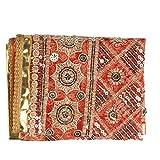 Red Pooja Chunari Cloth