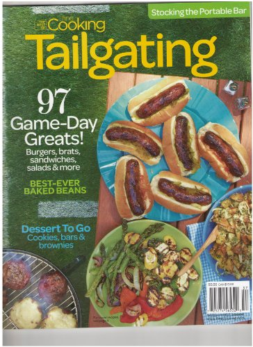 The Best of Fine Cooking Magazine (Tailgating 2010; 97 game day greats, no. 41)
