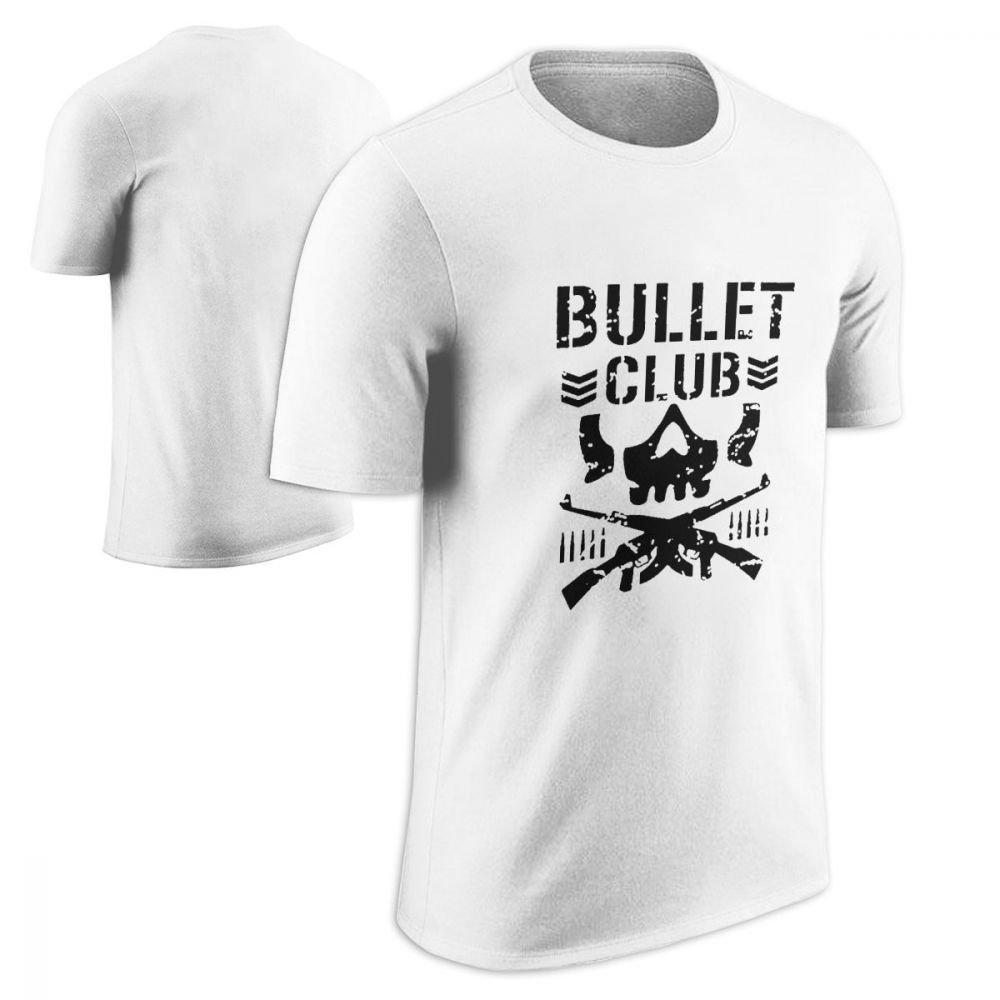 New Way 786 - Unisex T-Shirt Bullet Club Skull Bone Soldier Japan Pro Wrestling