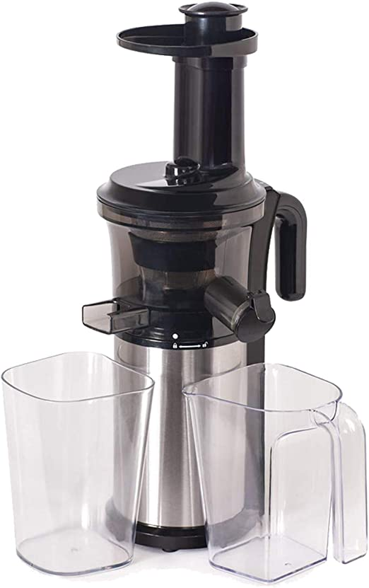 : 200W 40RPM Stainless Steel Slow Auger Juicer