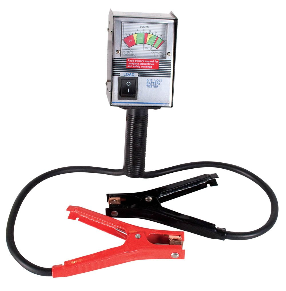 FJC 45107 125 Amp Battery Tester