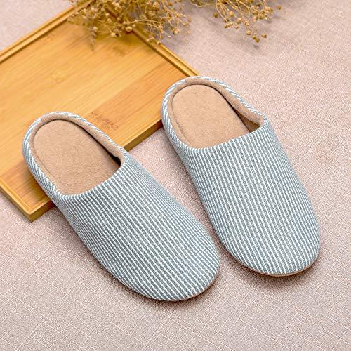 Nuovo Donna Saguaro Pantofole Blue Casa Uomini Morbido Per Inverno Home Peluche Pattini Caldo Cotone Unisex Autunno Scarpe OZnqRxHZ