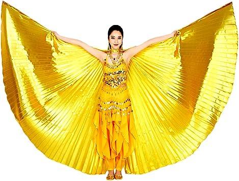 Alas de ISIS, Belle Dance ISIS Wings con Bastones/Varillas ...