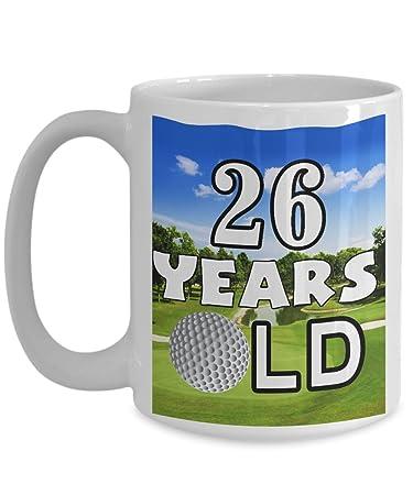 Coffee Mugs For Men Golf 15 OZ