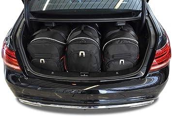 KJUST Reisetaschen 4 STK kompatibel mit Mercedes-Benz E Cabrio W212 2009-2016