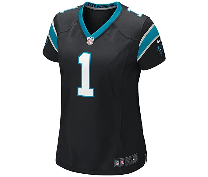 c25f2aa9f Image Unavailable. Image not available for. Color: Nike Carolina Panthers  NFL Cam Newton ...