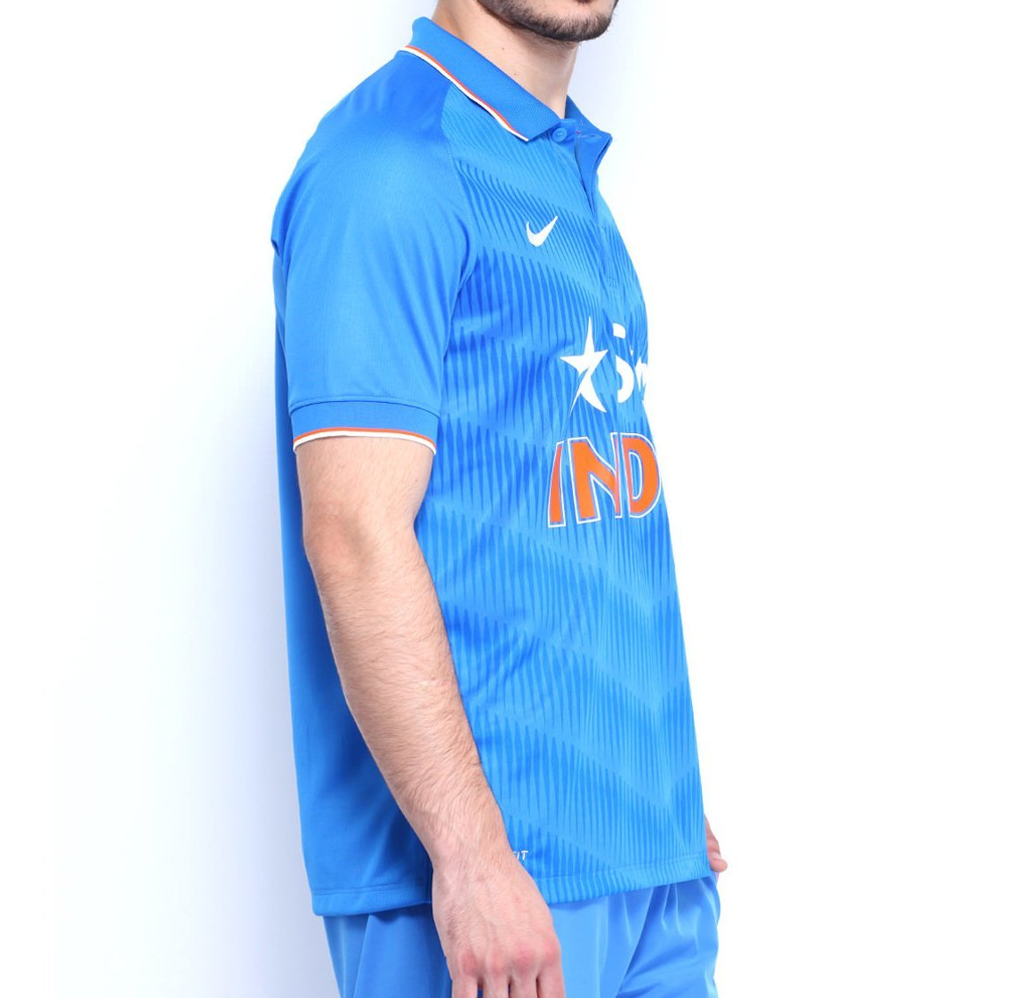 Nike mexico jersey 2017 one pen one page - Buy Nike 667870 481 India T Shirt Blue Xx Large Online At Low Prices In India Amazon In
