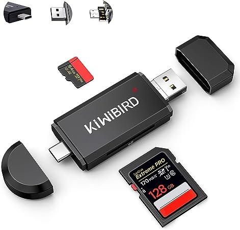 Kiwibird Usb C Sd Kartenleser Micro Sd Karte Auf Usb Computer Zubehör