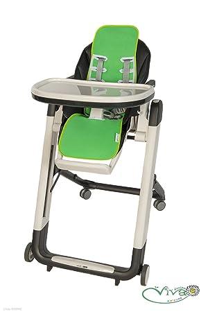 Chaise Haute Bébé Coussin Chaise Longue Housse D été