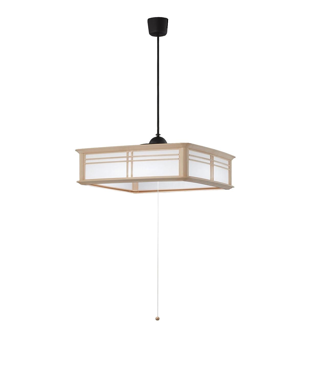 KOIZUMI(コイズミ) LED 和風 ペンダントライト 【省エネ ~8畳】 BP14770P B00LTIWM2G