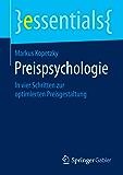 Preispsychologie (essentials)