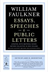 Essays, Speeches & Public Letters (Modern Library Classics) Paperback