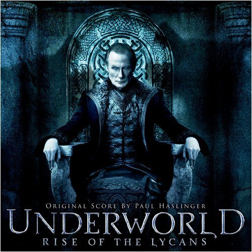 Underworld: Rise of the Lycans Score by Various Artists Soundtrack edition (2009) Audio CD