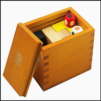 juler Puzzle clásico Juguete de Madera Kong Ming Lock Lu Ban Lock ...