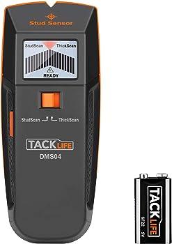 Tacklife DMS04 Edge Finding Stud Sensor