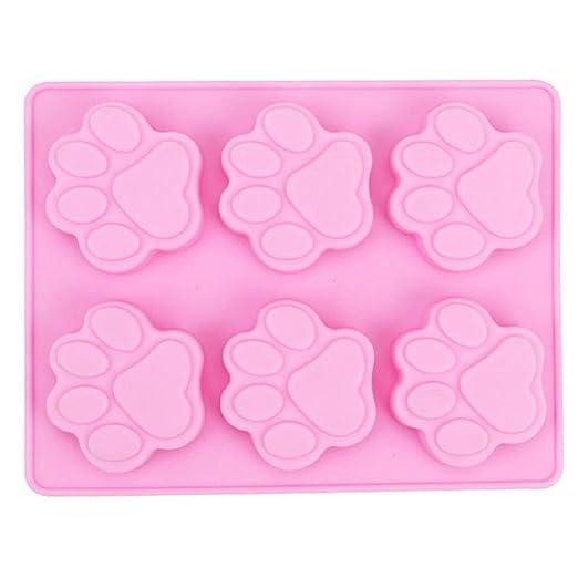 axibi pata de gato cojín de silicona Bakeware Tray Molde de ...