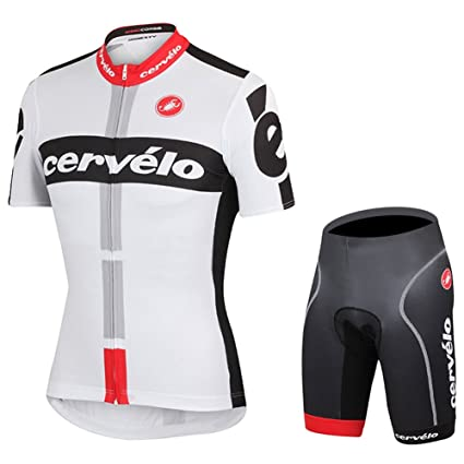 d874b5e90 Image Unavailable. Image not available for. Color  UONO Mens Short Sleeves  Team Cycling Jersey ...