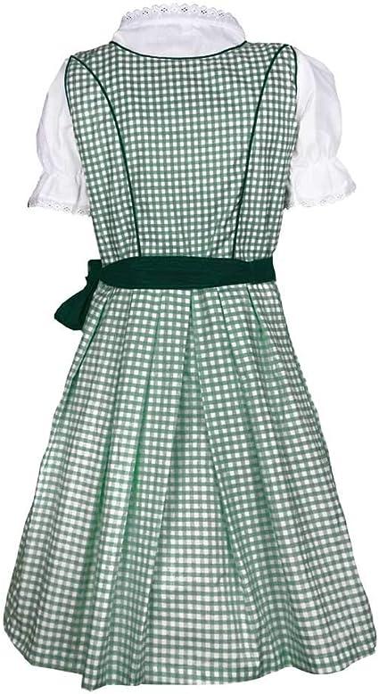 Kinder Dirndl Trachtenkleid Paulina 3 teilig MS-Trachten
