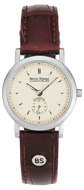Bruno SÖhnle Damen-Armbanduhr Pisa Analog Quarz Leder 17-13035-141