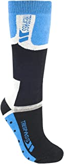 Trespass Eton–Kids Multi Sports Socks–Chaussettes, Enfants, Bleu–(Cobalt)