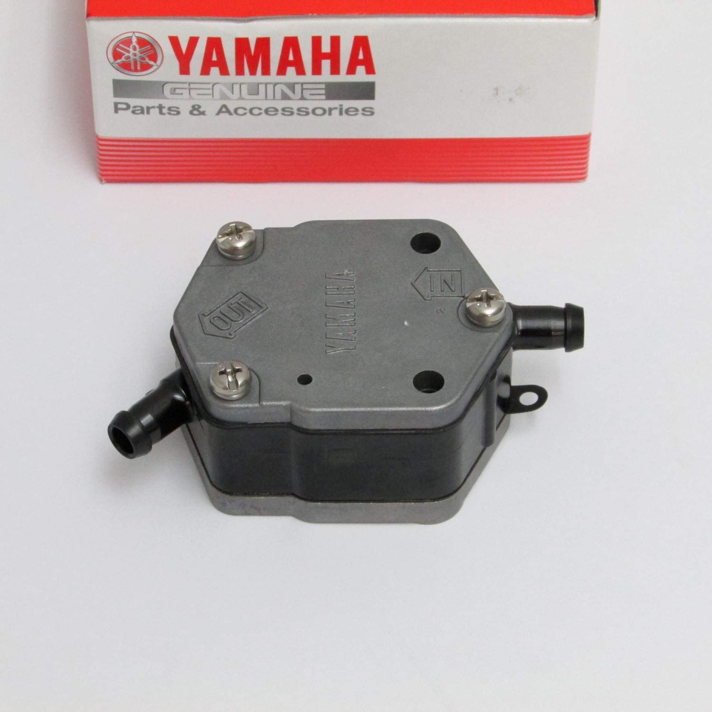 Yamaha 6E5-24410-03-00 FUEL PUMP ASY; 6E5244100300