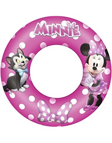 Minnie Mouse - Flotador Hinchable, 56 cm (Bestway 91040000)