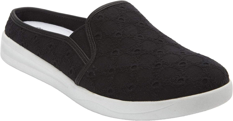 Comfortview Women's Wide Width The Camellia Sneaker