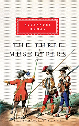The Three Musketeers (Everyman's Library (Alfred A. Knopf, Inc.))