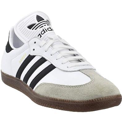 e532377bc8737 Amazon.com   adidas Mens Samba Classic OG Athletic & Sneakers White ...