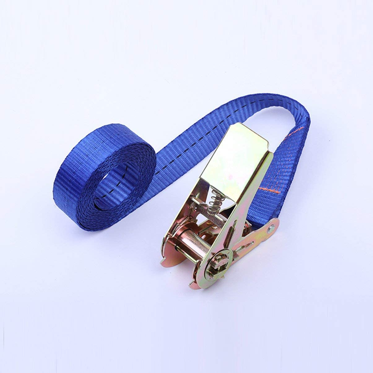 Buckle Tie-Down Belt cargo straps for Car motorcycle bike With Metal Buckle Tow Rope Strong Ratchet Belt for Luggage Bag