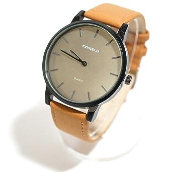 faea992b45 OVER RAG メンズウォッチ メンズ 時計 出来る男のカジュアルウォッチ! ヌバックスエードウォッチ 腕時計