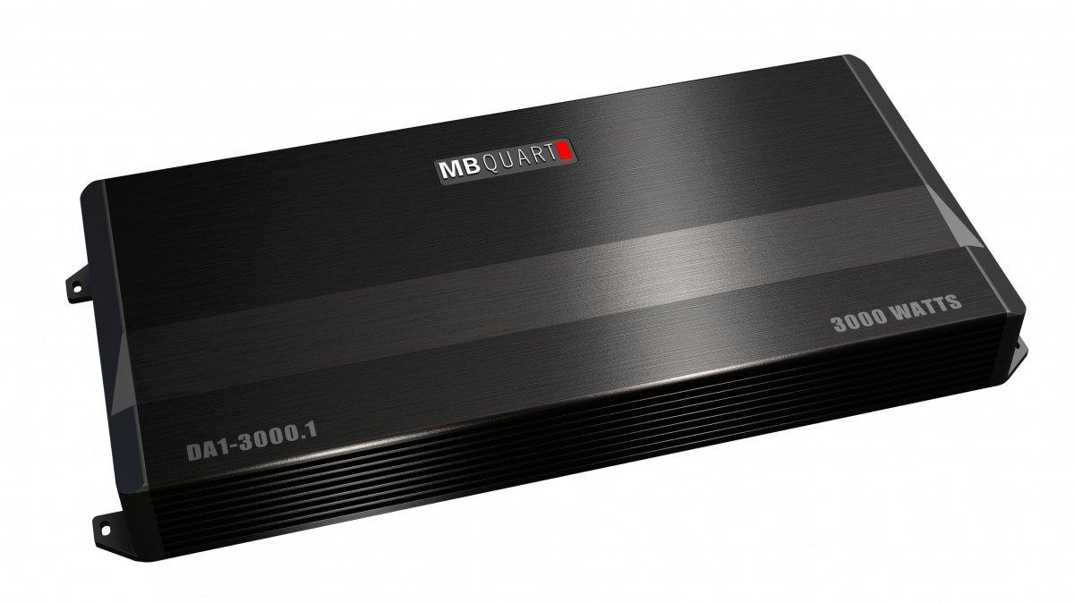 Mb Quart Da1 30001 Discus Amplifier 1 Channel 3000 Protection Circuit Board 2 1channel Speaker Neweggcom Watt Car Electronics