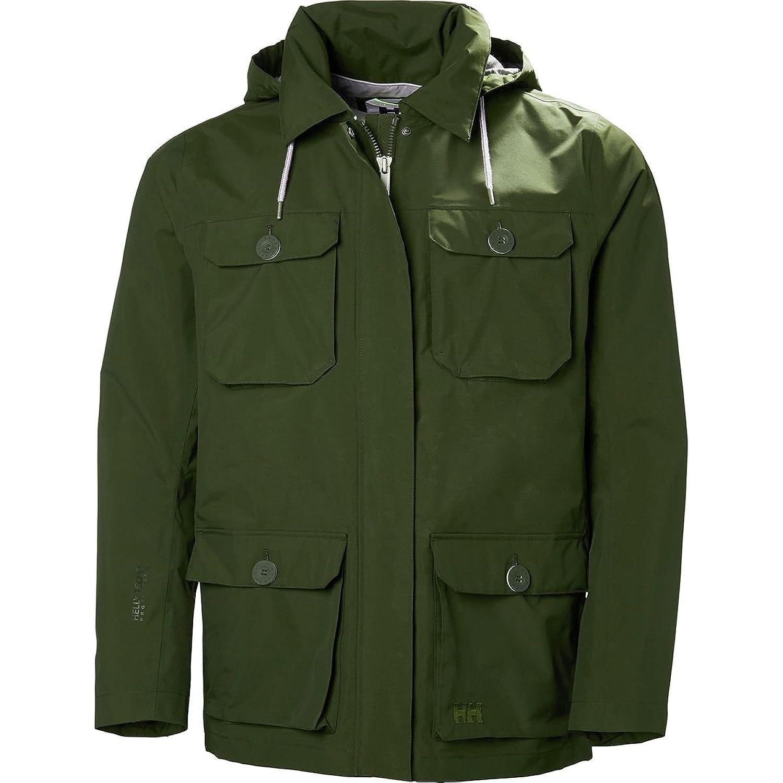 ヘリーハンセン メンズ ジャケット&ブルゾン Elements Field Jacket [並行輸入品] B07CB46DPJ XL