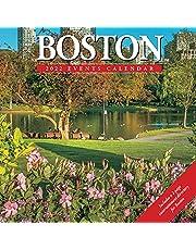 Boston 2022 Wall Calendar
