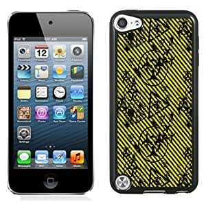 New Personalized Custom Designed For iPod Touch 5th Phone Case For Biohazard Signs Phone Case Cover