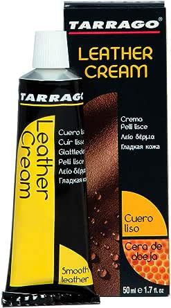 Tarrago Leather Cream Tube 50 Ml, Zapatos y Bolsos para Hombre