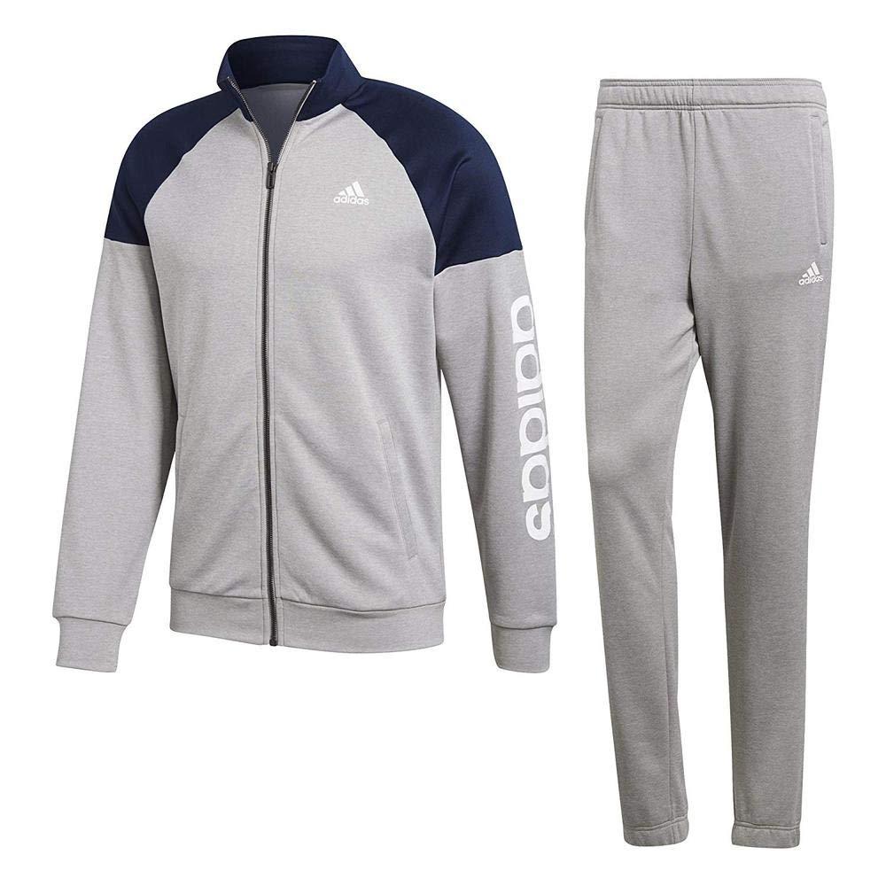 1dc81c52b adidas Men's Mts Pes Marker Tracksuit: Amazon.co.uk: Clothing