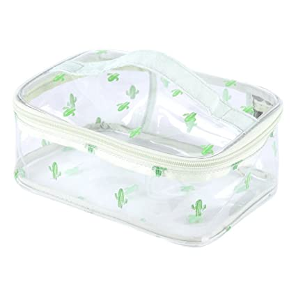 Pawaca Bolsa de cosméticos portátil de plástico resistente ...