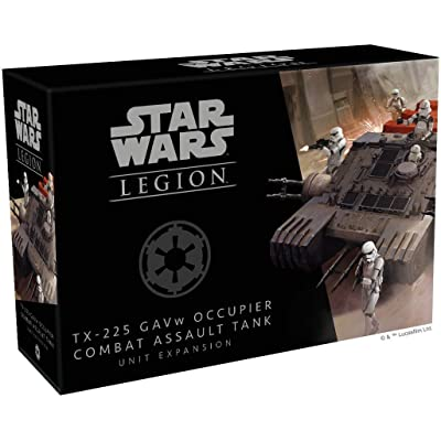 Fantasy Flight Games Sw Legion: TX-225 Gavw Occupier Tank: Toys & Games