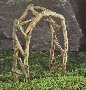 Fiddlehead Fairy Garden Woodland Twig Arch #16853
