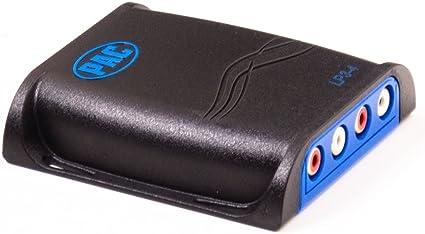PAC LP3-4 L.O.C Pro Series 4-Channel Line Output Converter